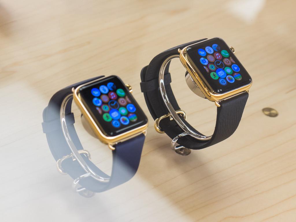 6 Appar gör dig frisk Apple Watch